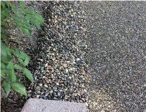 Gravel Lock Edging