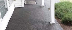 Header Rubber Paving