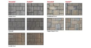 Abbotsford Concrete Venetian Cobble Series